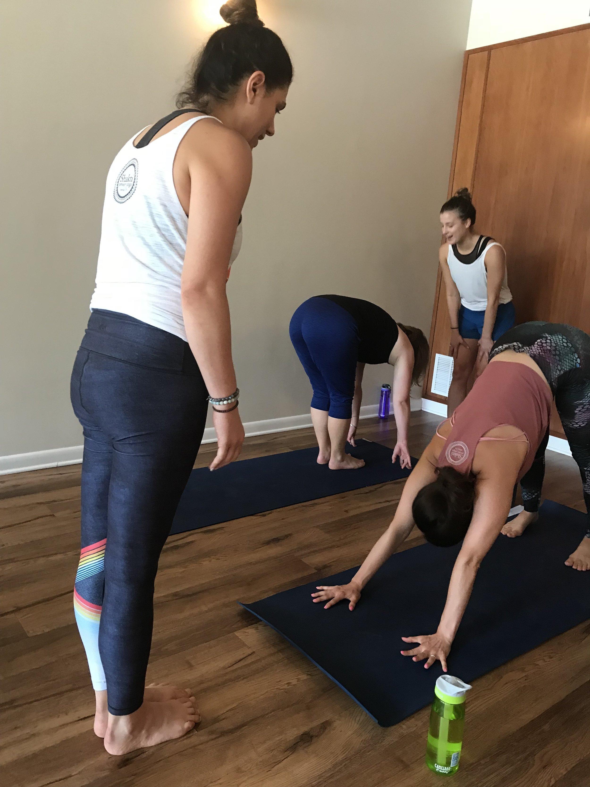 Shakti Yoga University — Shakti Yoga Athens