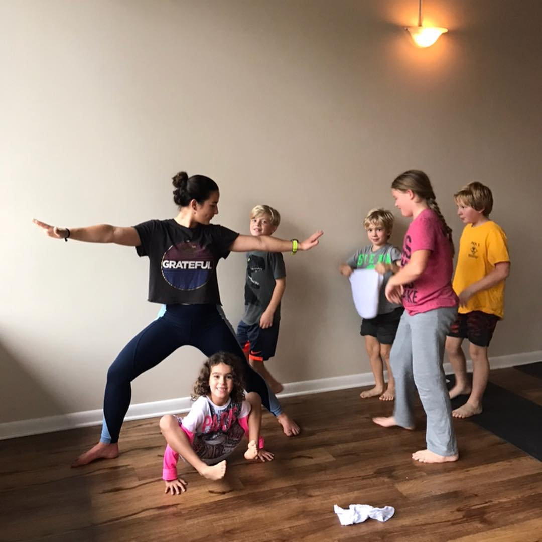 Little Light Kid's Yoga——Feel bright - (Ages 7-12)60 minutesunheatedmovement, music, games, meditation*If your children attend Chase Street, a Shakti instructor will walk them over to the studio & class will officially start at 2:45PM; pick up at Shakti @3:45. Please fill out this form if they plan to be walked from school to the studio.