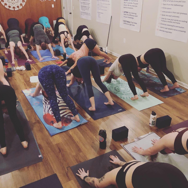 Create Space For Something New Shakti Yoga Athens