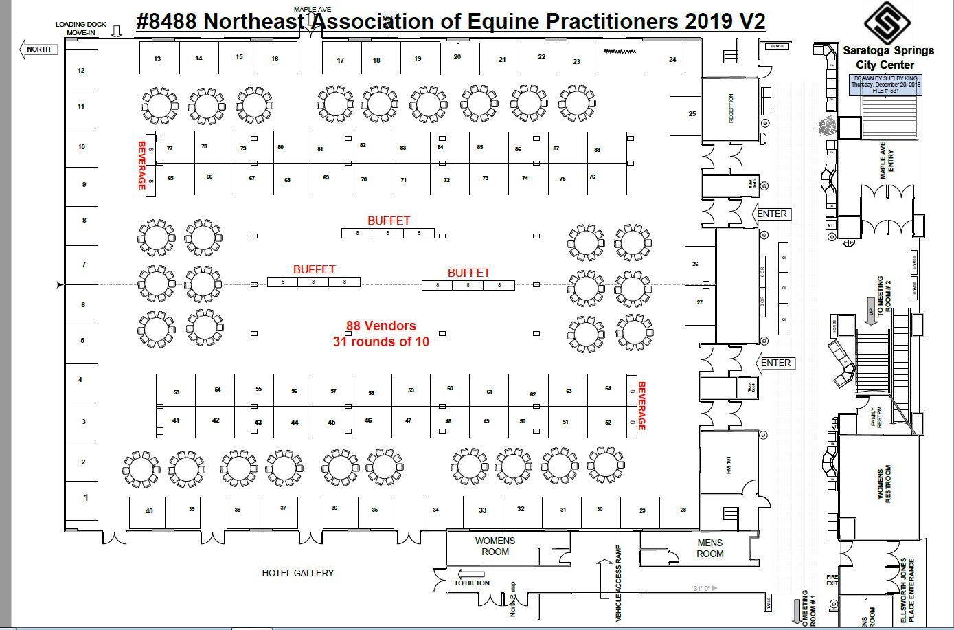 2019 Trade Show Floor Layout.JPG