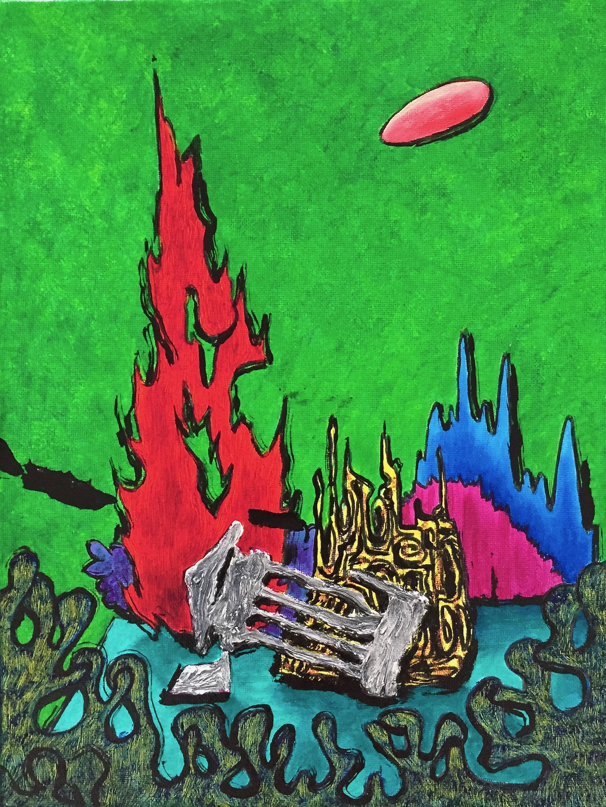 10.  Ruins meditation x. 12x16 inch. 900 doll.jpg