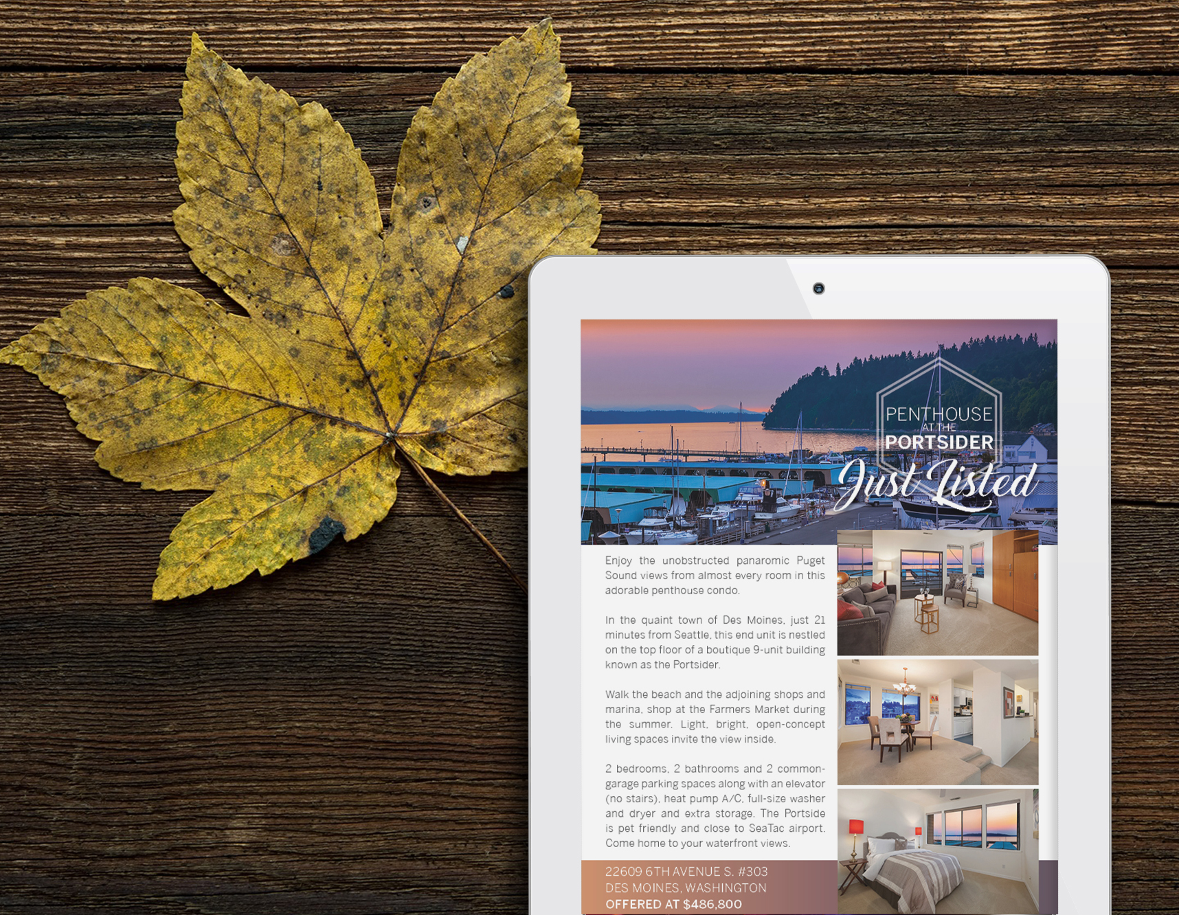 """Flyers   From simple flyers to pass out at your Open House, to """"Leave Behinds"""" for your flyer boxes, there are so many fun ways to showcase you and the home/property that you represent."""