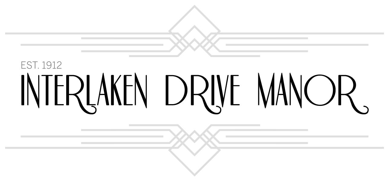 New Branding,  Interlaken Drive Manor