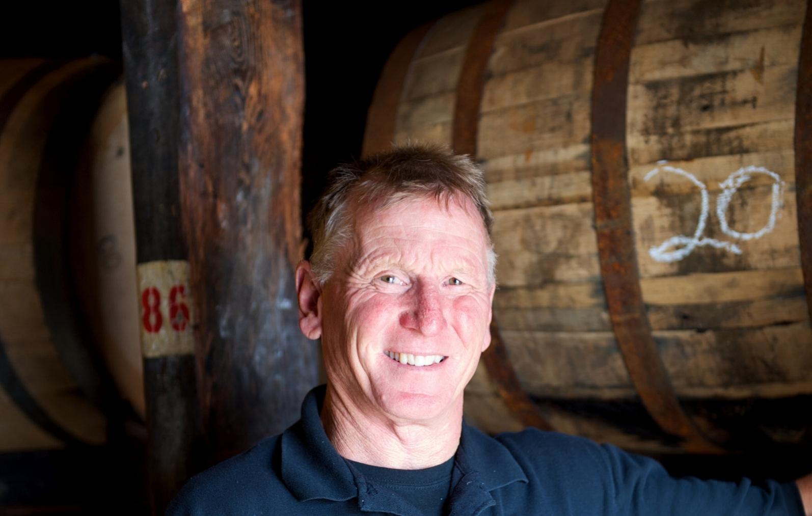 Master Distiller Greg Metze