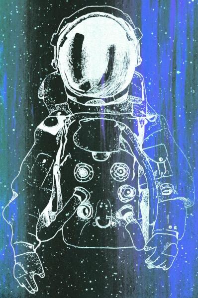 ASTRONAUT IN SPACE II-edit 11x17.jpg