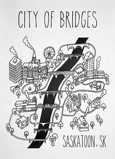 City of Bridges - White - POSTCARD (30).jpg