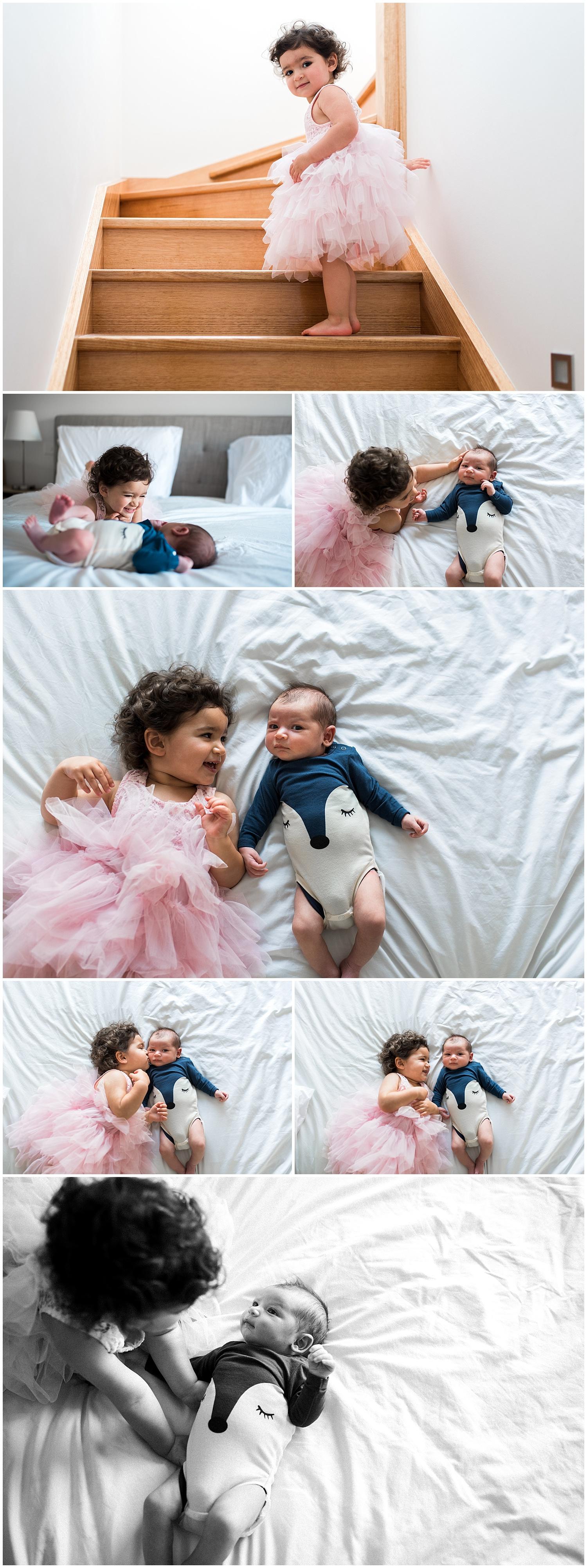 caulfield newborn lifestyle photographer