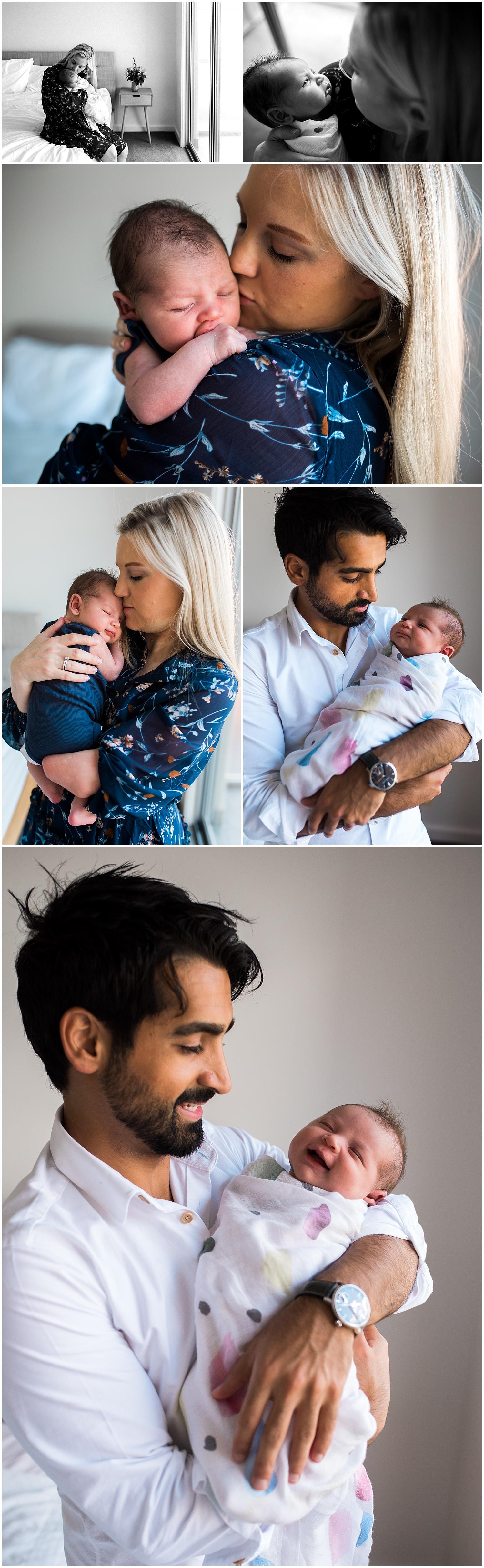 elsternwick newborn lifestyle photographer