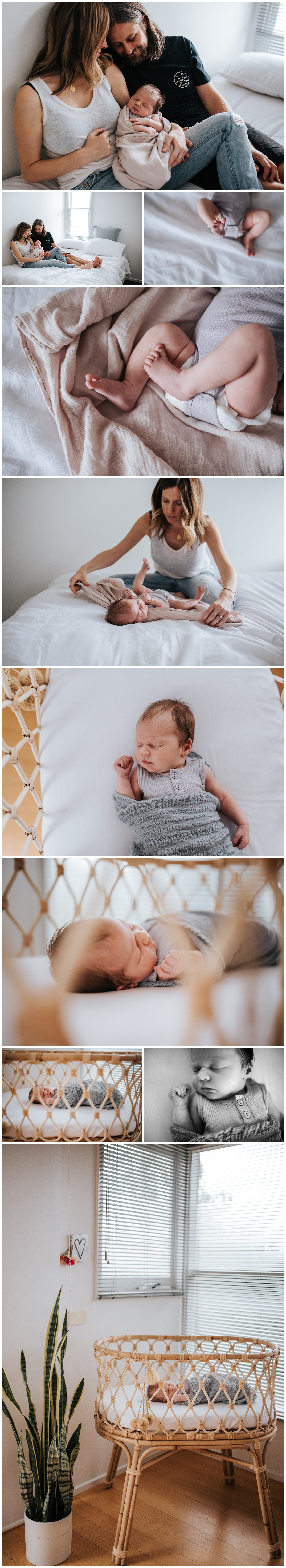 natural newborn photography in melbourne
