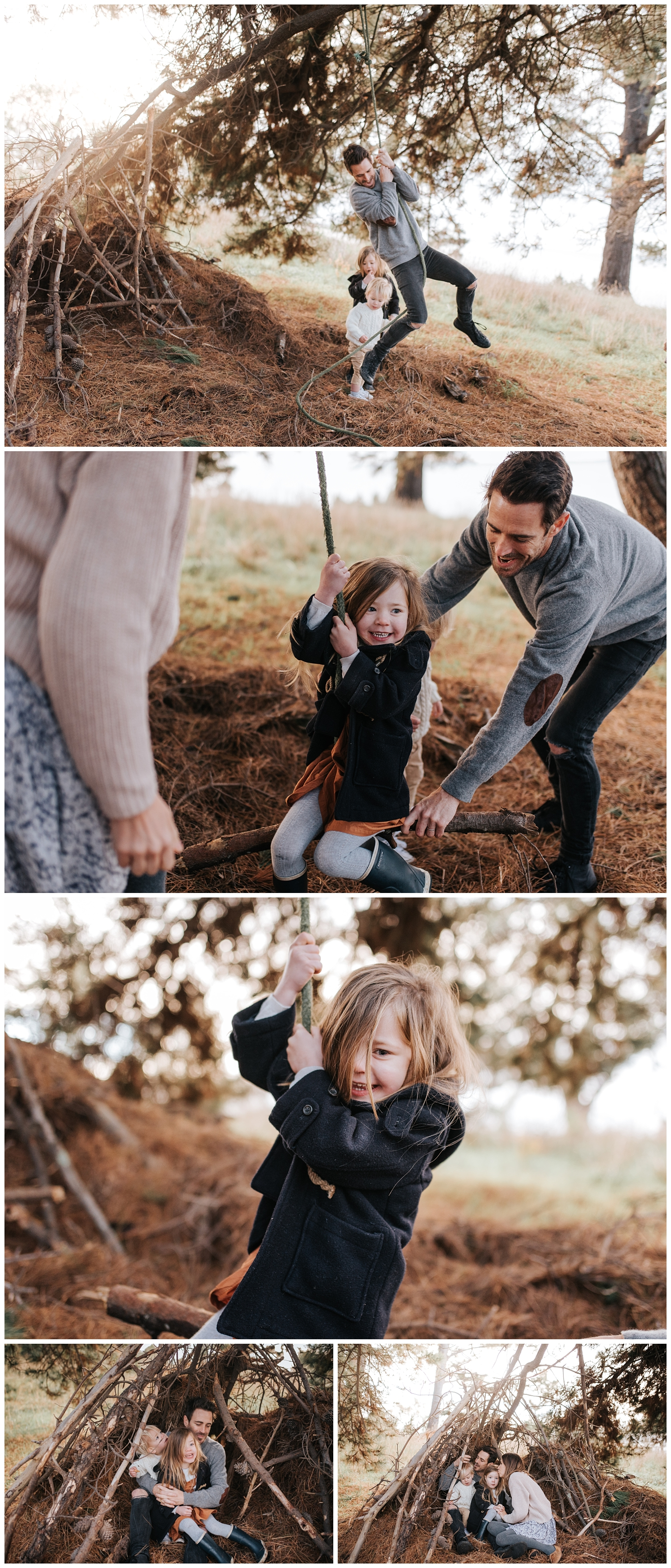 melbourne natural and fun family photography