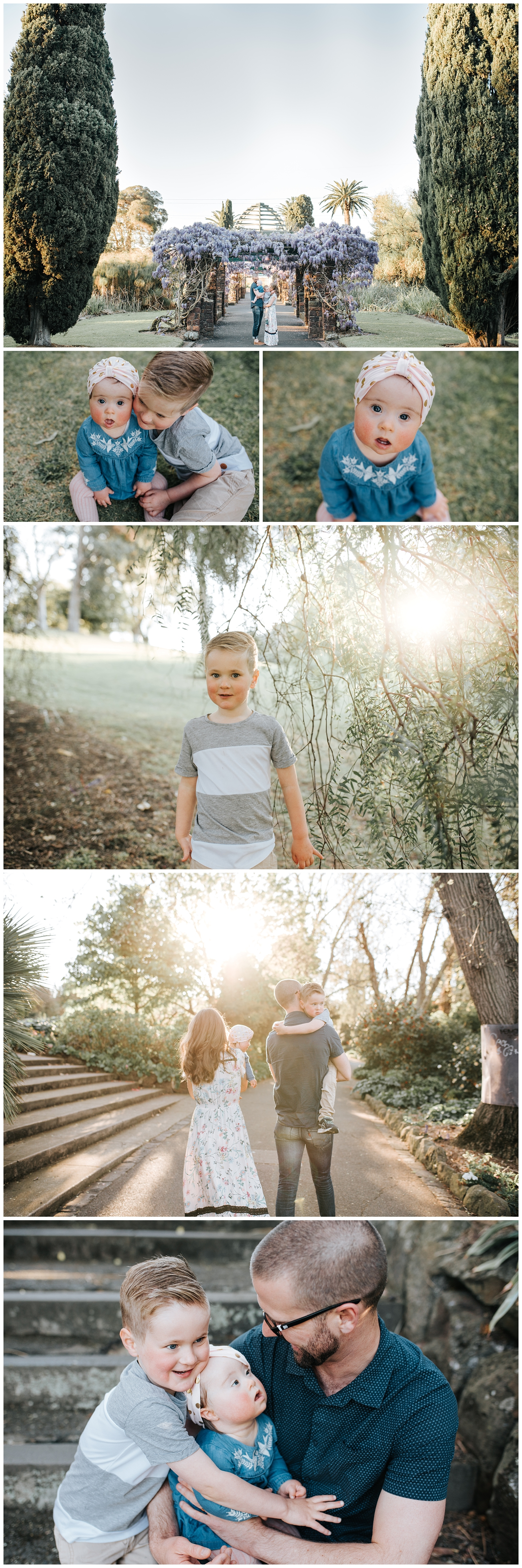 natural and beautiful melbourne family photography
