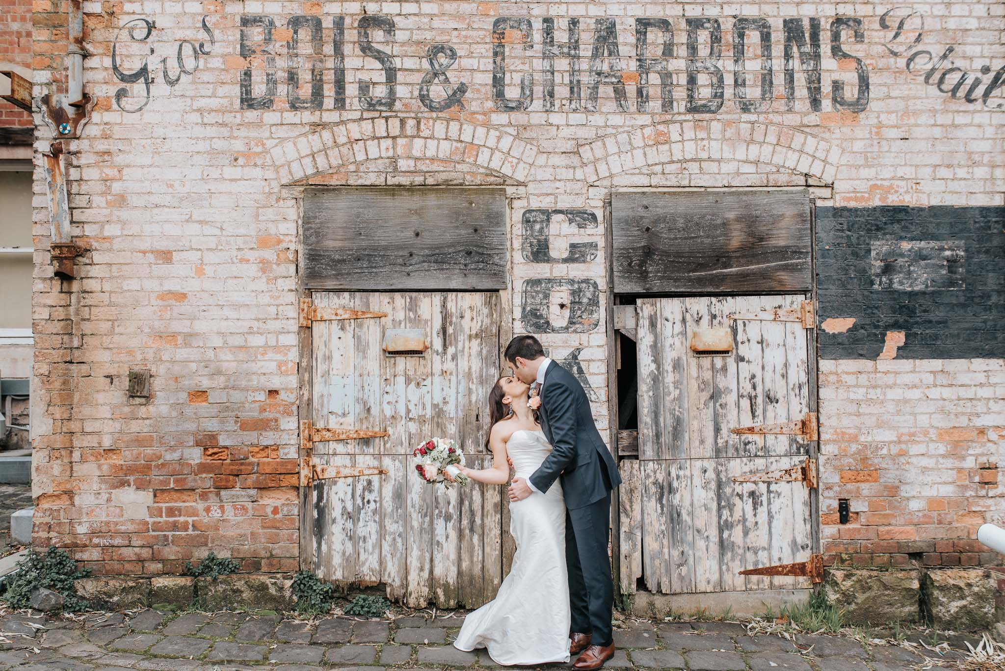 melbourne wedding photographer abbotsford convent