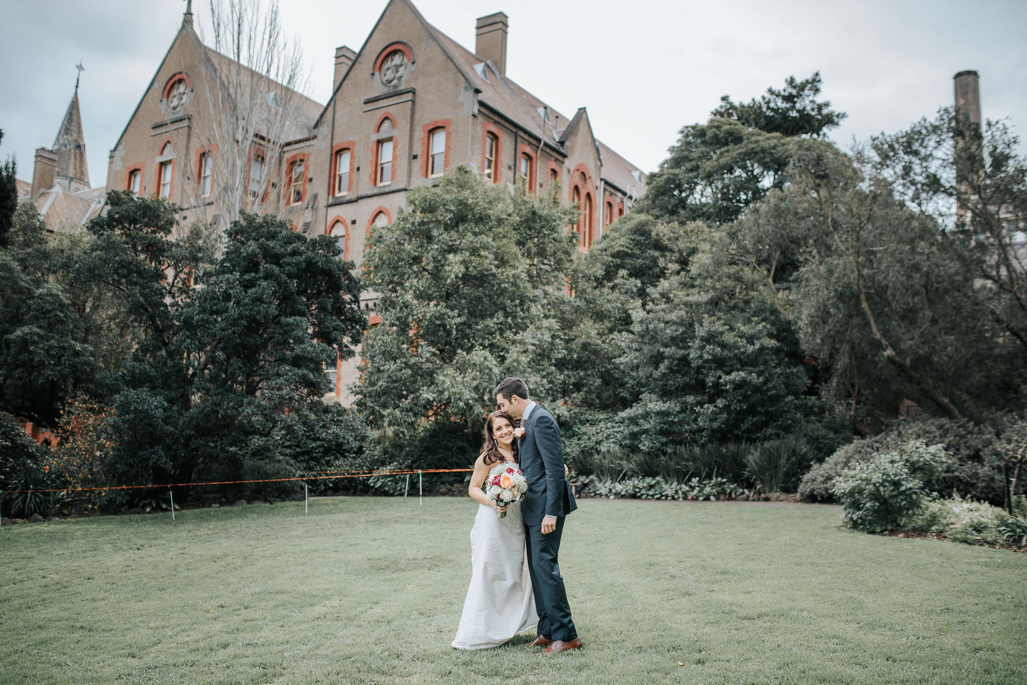 abbotsford convent melbourne wedding photographer