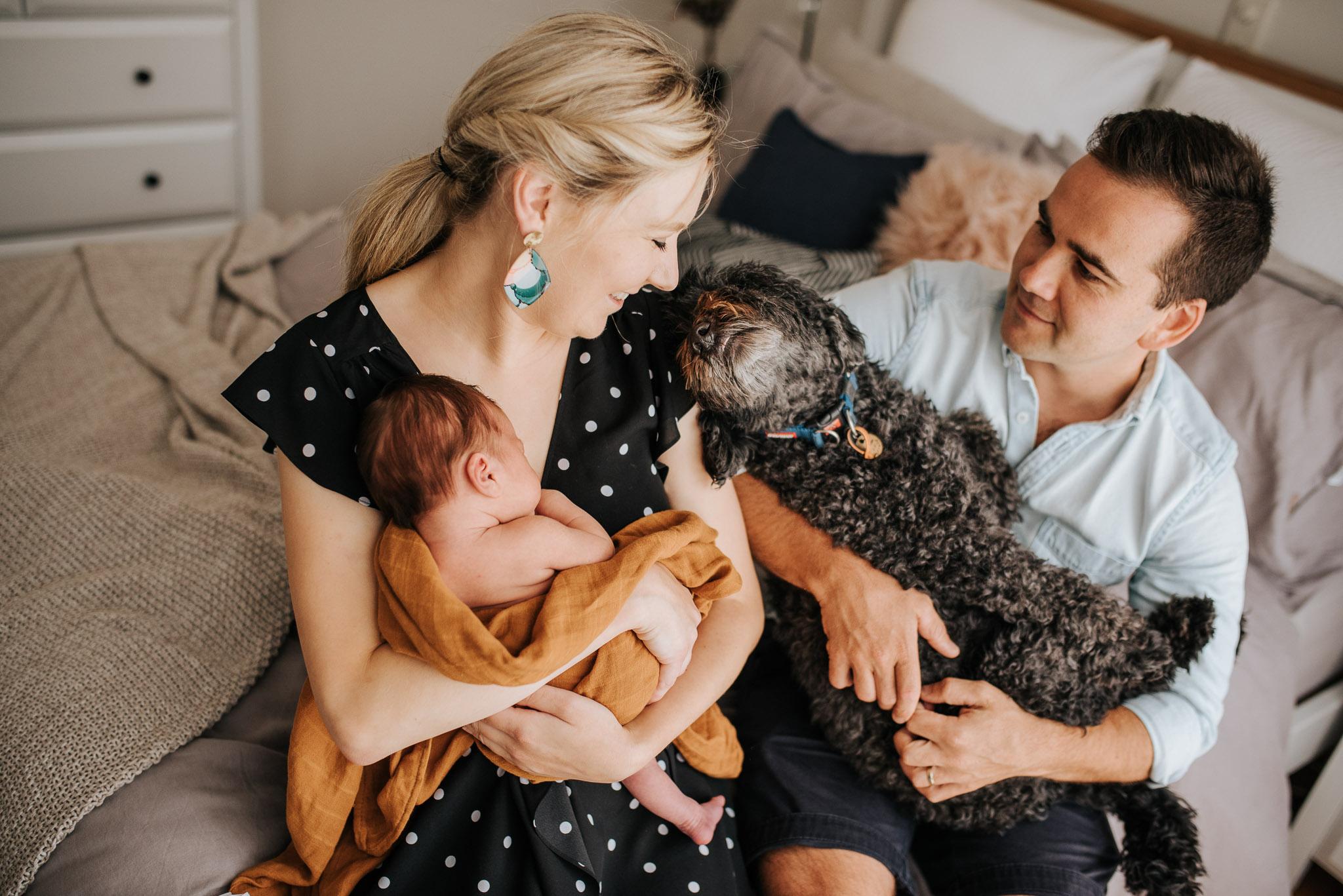 lifestyle newborn photography melbourne western suburbs