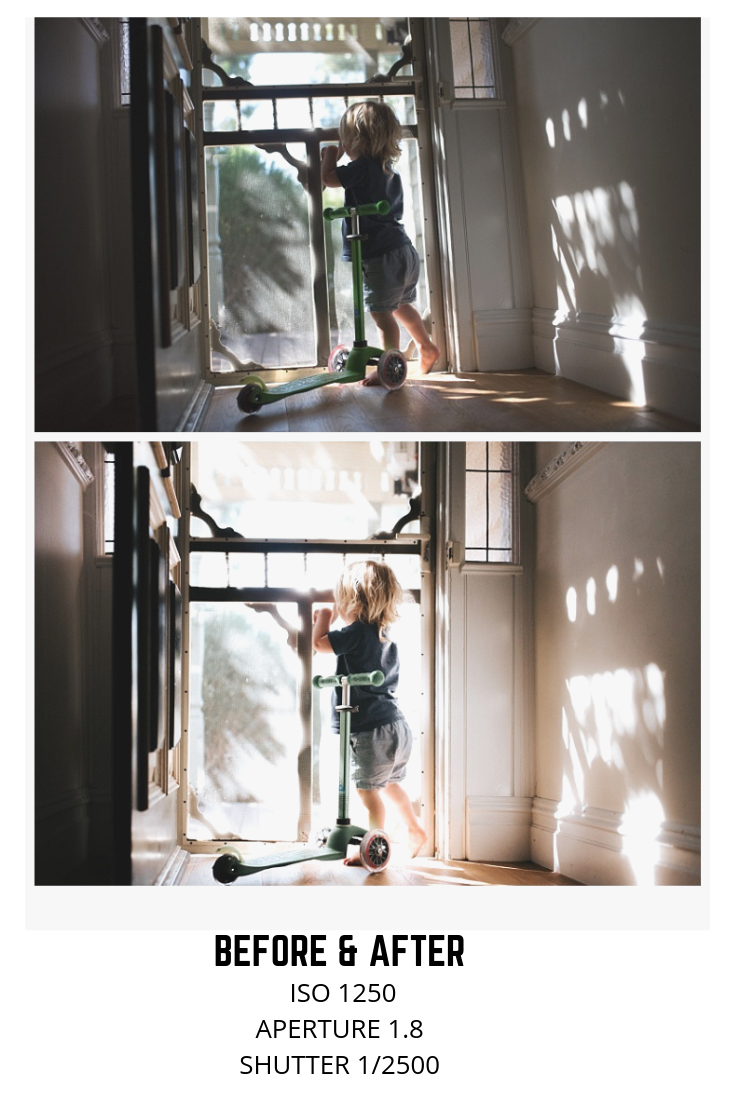 8 tips for photographing kids in dappled light