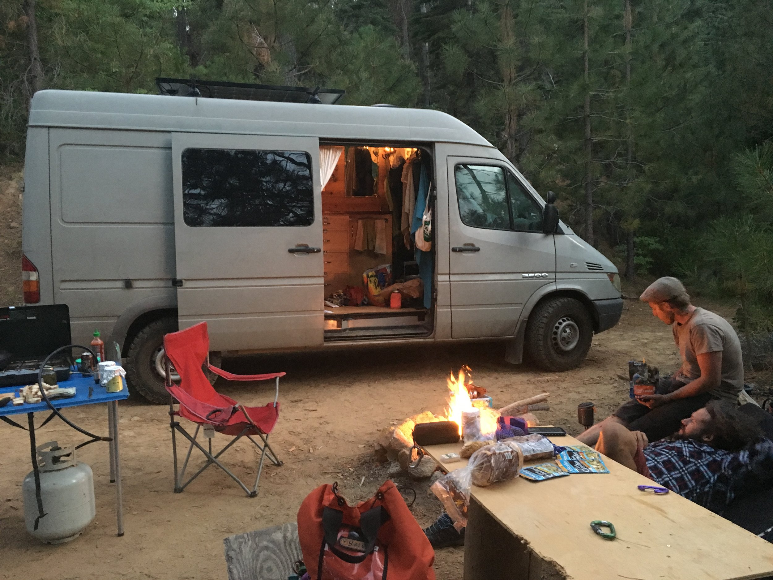 Unexpected Joys and Sorrows of Vanlife - One Chick Travels