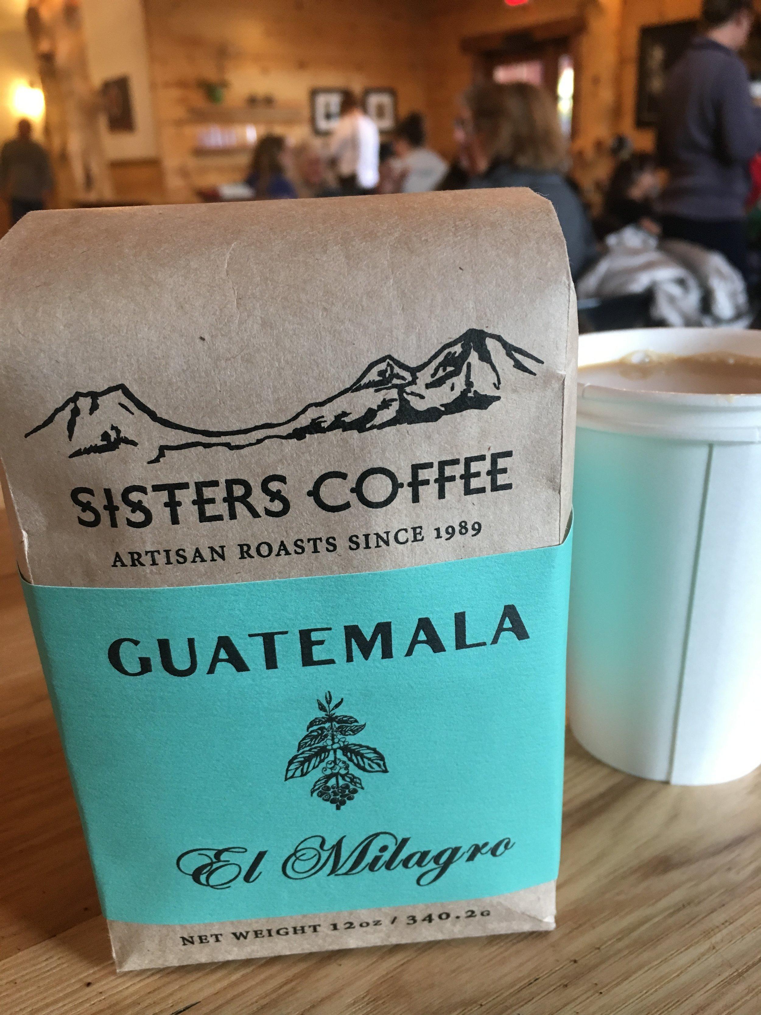 Sisters coffee hookin it up