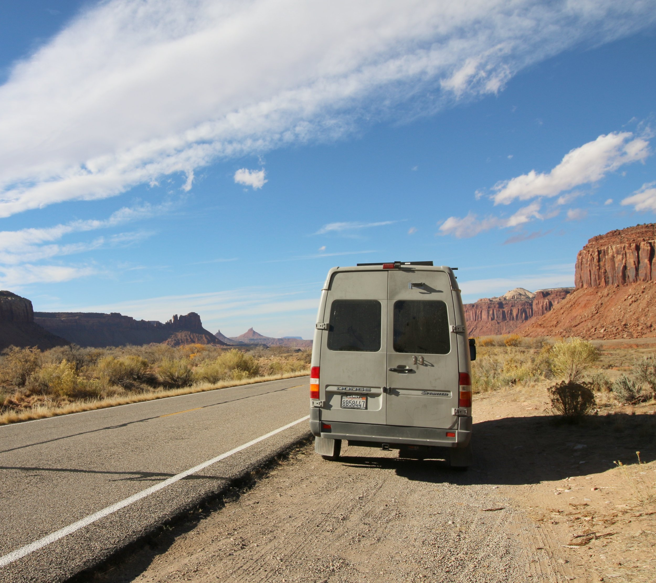 Why I chose vanlife - One Chick Travels