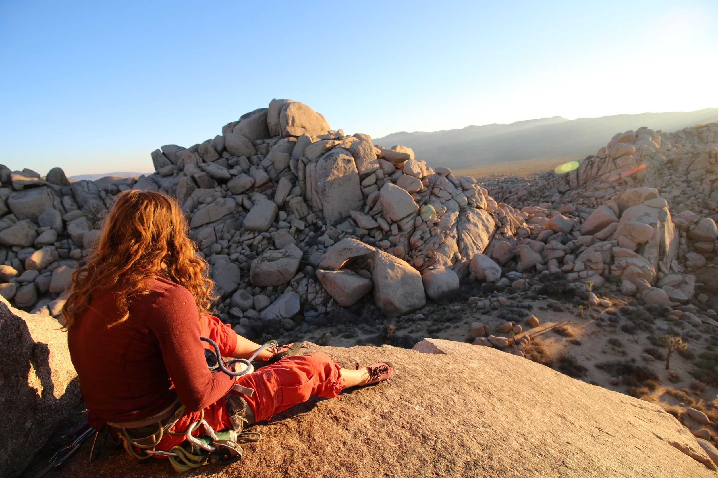 Hitting the Road as a rock Climber - One Chick Travels