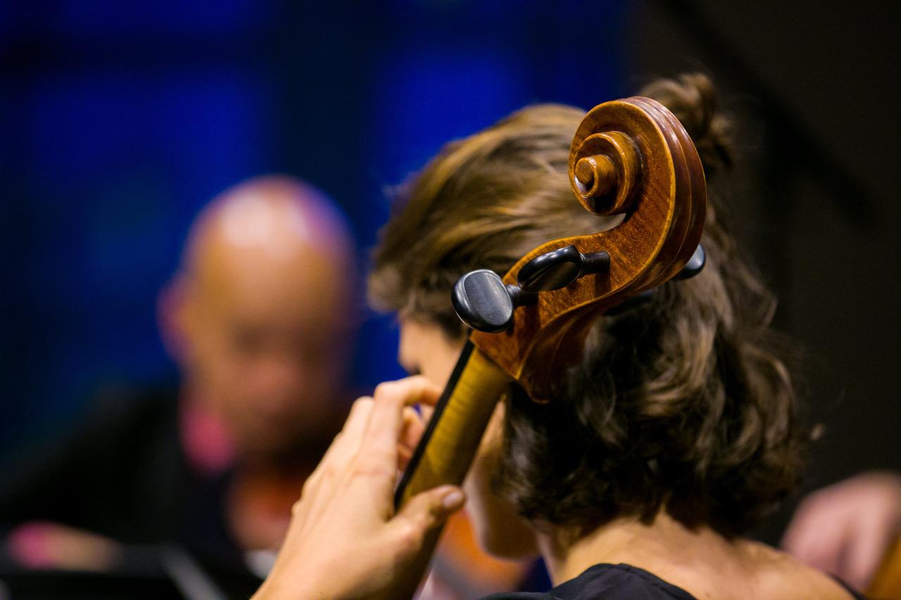 AlexandraJones - Cello