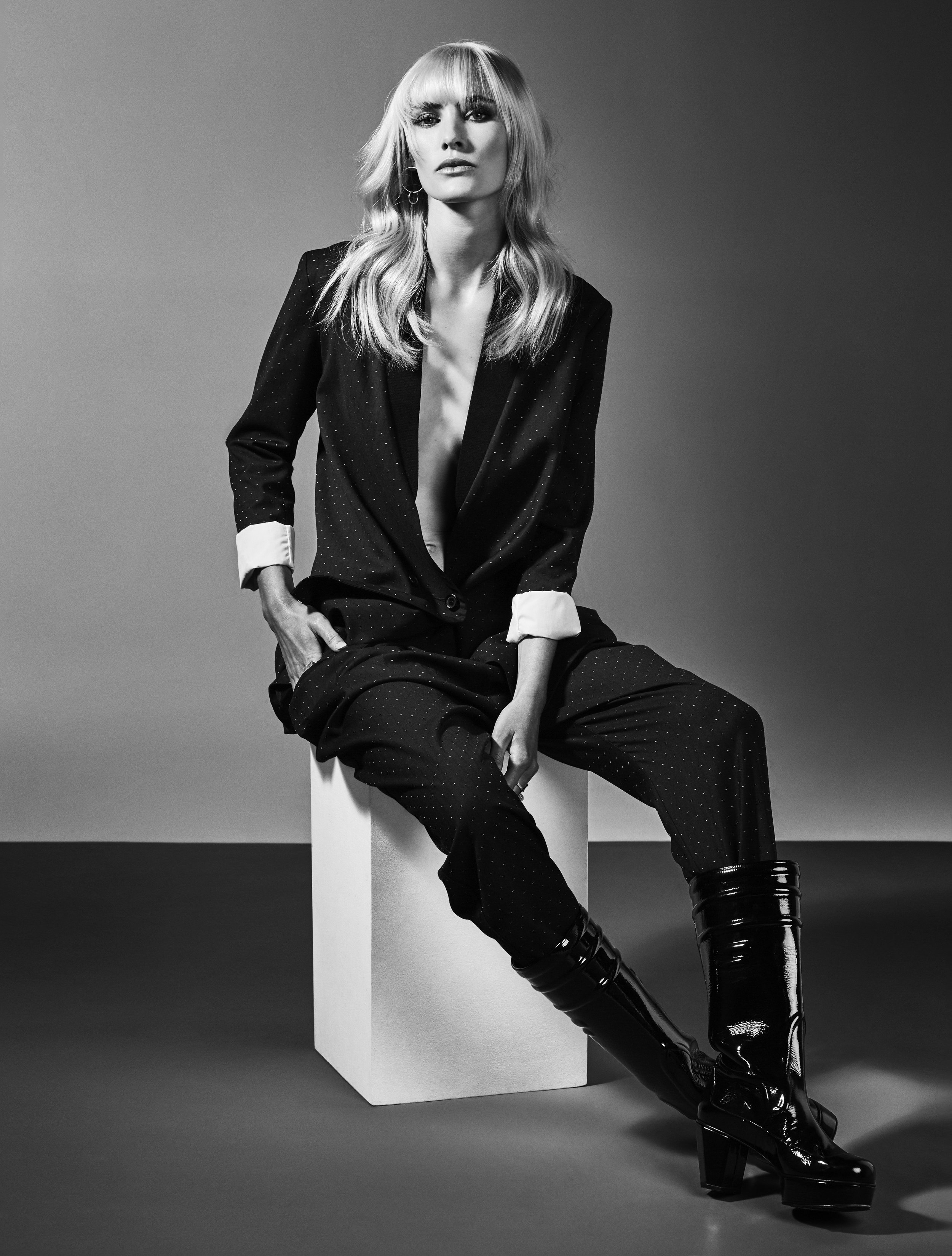Emily Baker for Autumn 2017 'Fashion Quarterly'