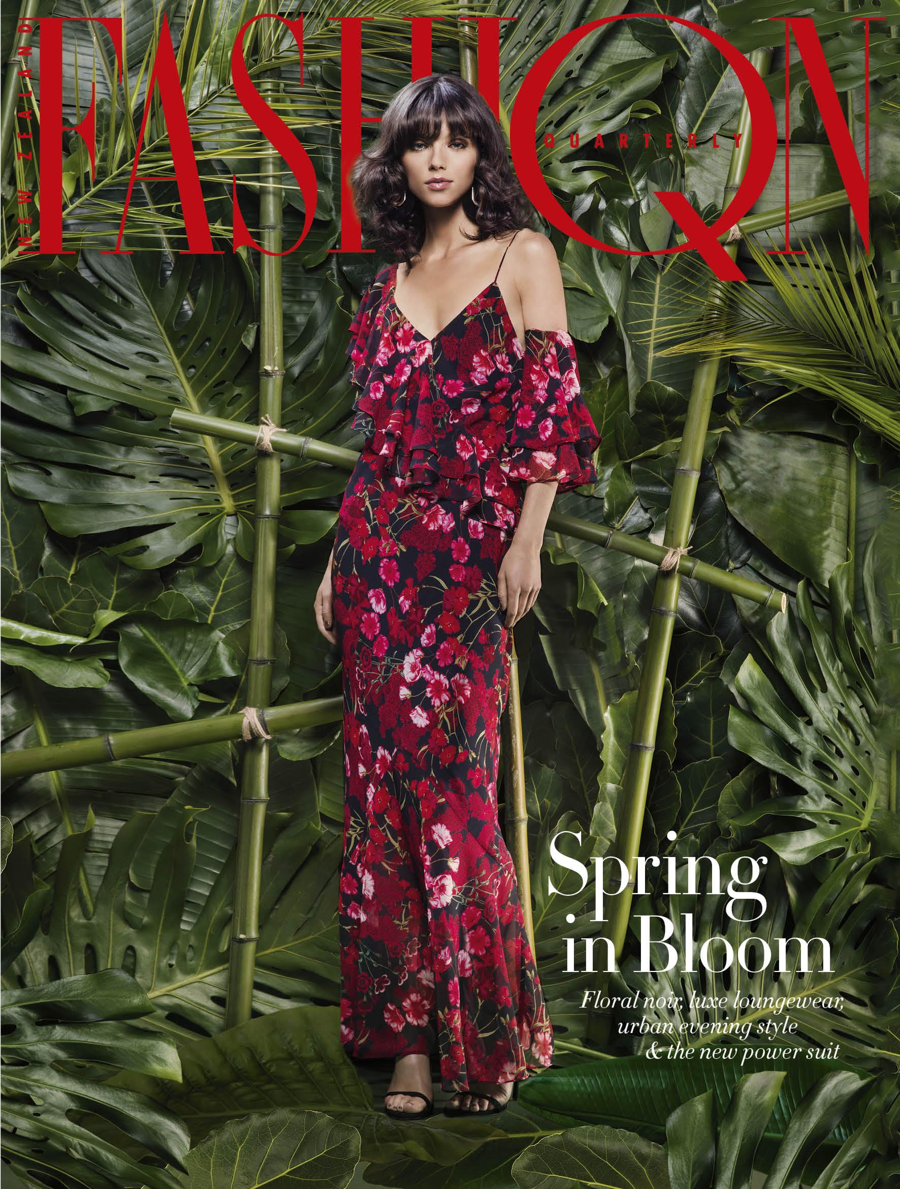 Spring Cover 2016 'Fashion Quarterly'