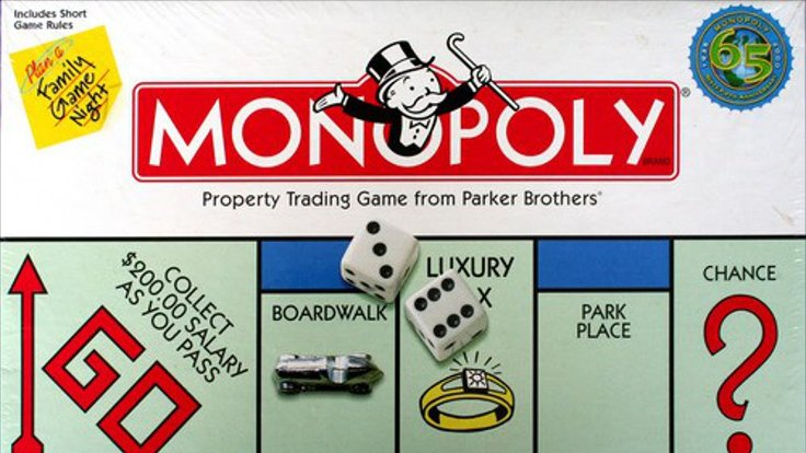 The Classic - Everybody knows Monopoly. Hours of gameplay an the game where people play to screw you over. No collection is complete without it.WARNING: Friendships can be broken while playing this game.