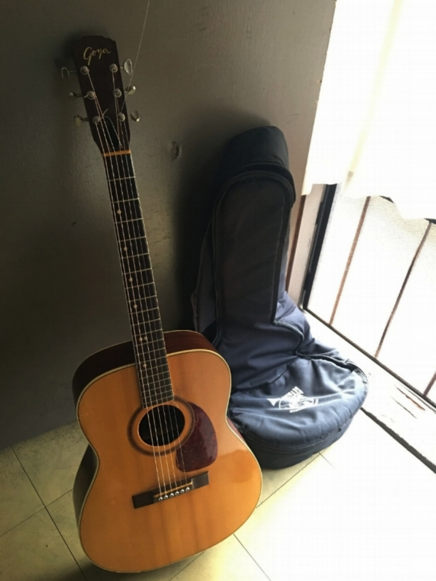 1965 Goya T-16 Grandpa's Guitar - Seller was asking $75. Of course, you NEVER pay the asking price even if their asking price is more than fair. Pointed out some nicks and dings here and there and there was a slight bow in the neck so I factored in a the cost of a setup.Paid $30