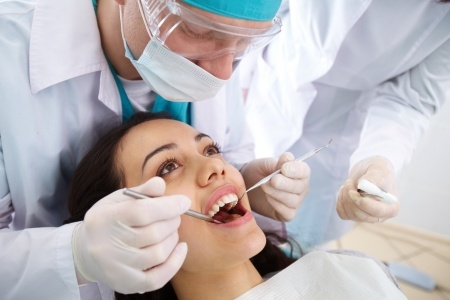 Oral Diagnostic Department for advanced diseases