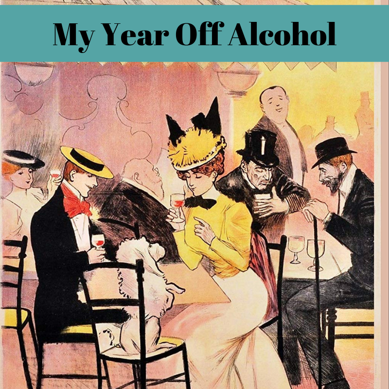 Why I decided to take a year off alcohol. - And why I decided to end my fast before the year was over.