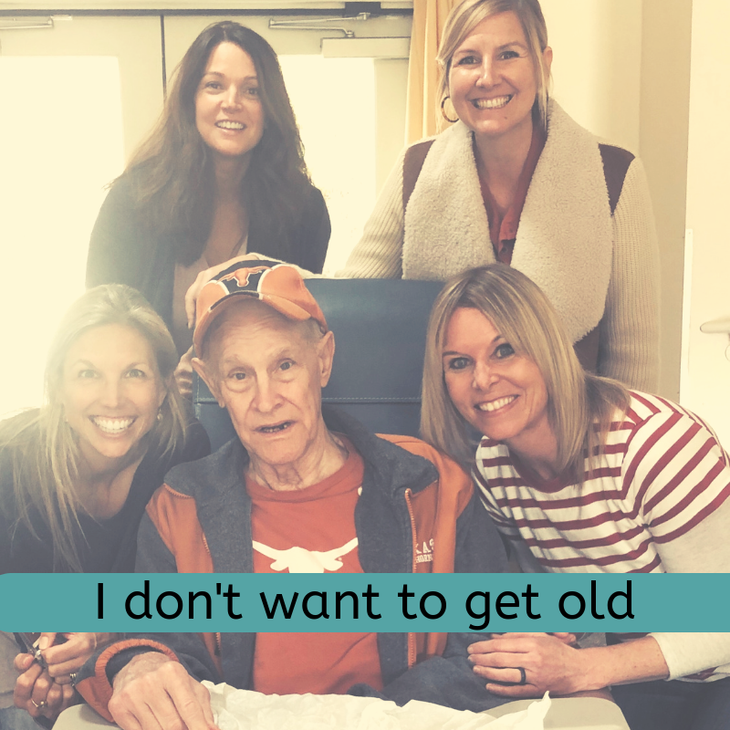 I didn't want to go to the assisted living home to visit my friend's Dad. - But I'm glad I did…