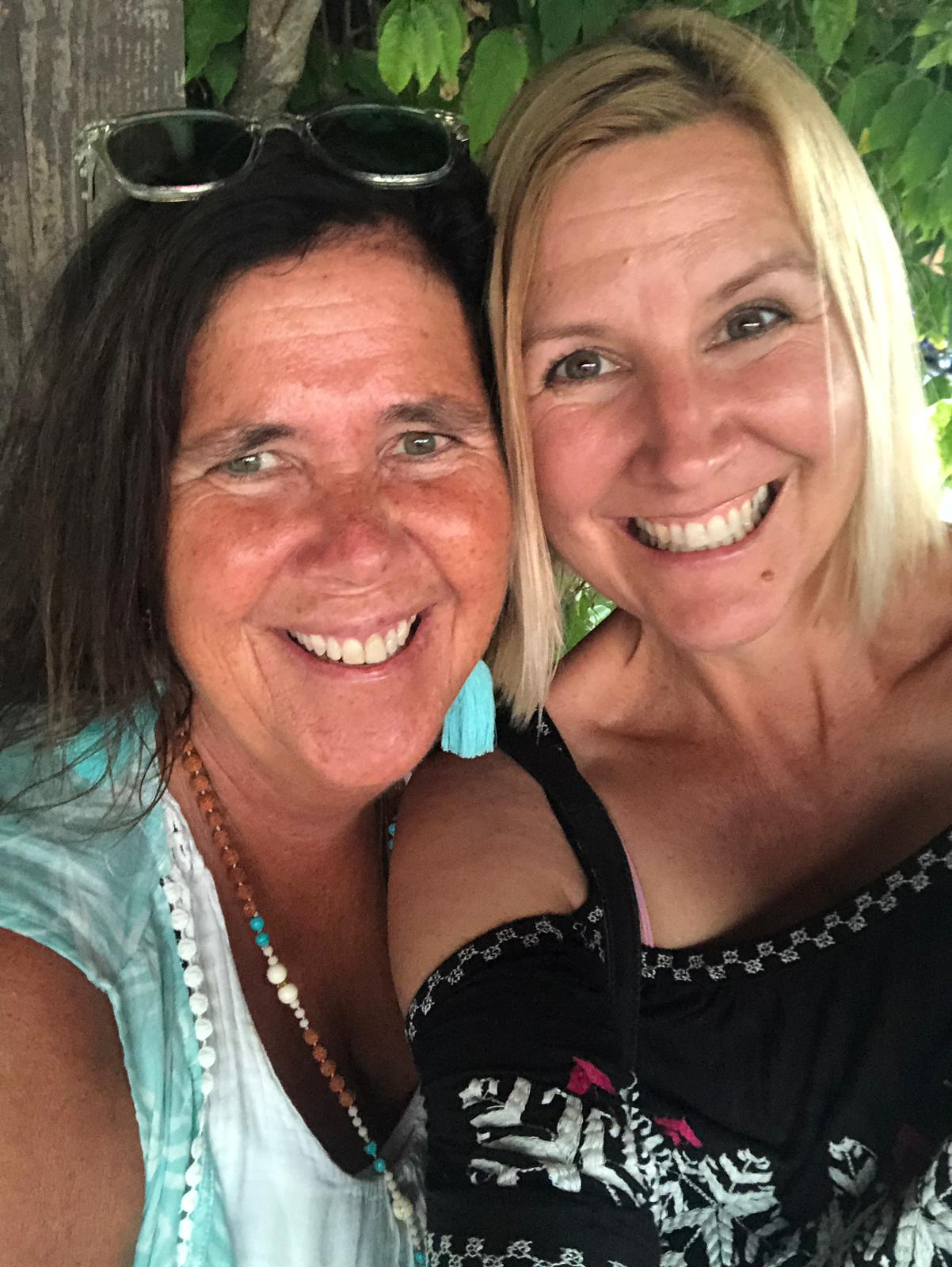 My Masters degree in Counseling as well as my advanced Life Coaching Certification will help me guide you. Arianna's 25+ years of coaching experience will aid your healing journey. - We authentically look forward to being with you at this special event.With deep ❤,Kate & Arianna