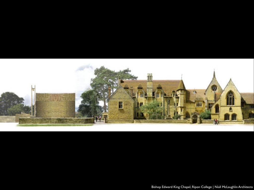 Bishop Edward King Chapel, Ripon College