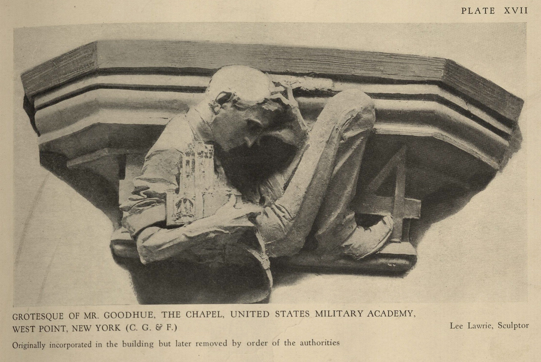 Goodhue: Architect and Master of Many Arts. Plate XVII
