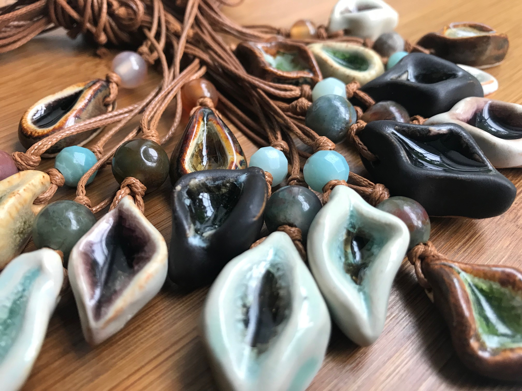 Yoni is the sanskrit word for vuvla and represents the feminine aspect (shakti) as the source of all life . Learn more about how they are made and the meaning of each stone below.