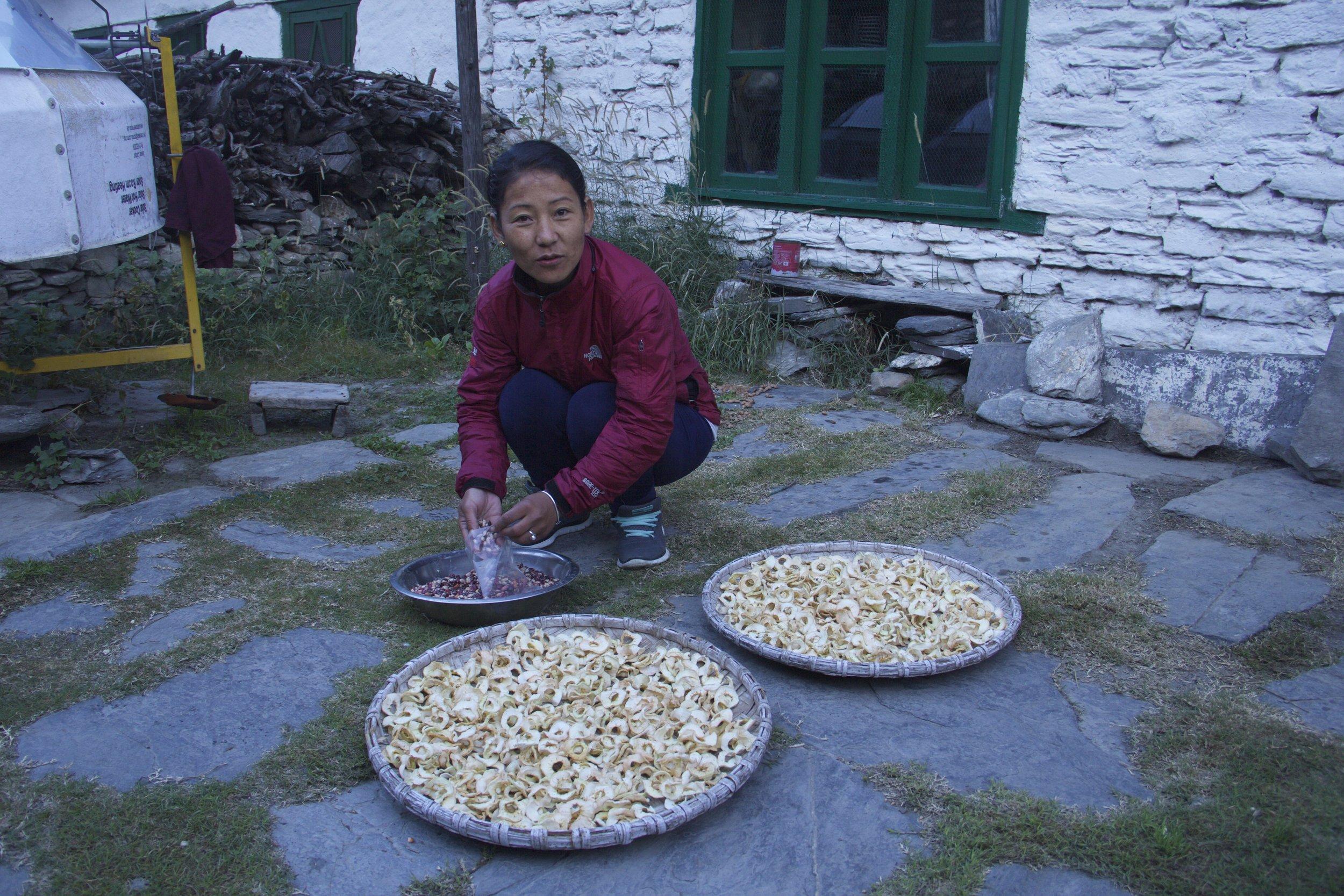 Lhakpa Choenzom