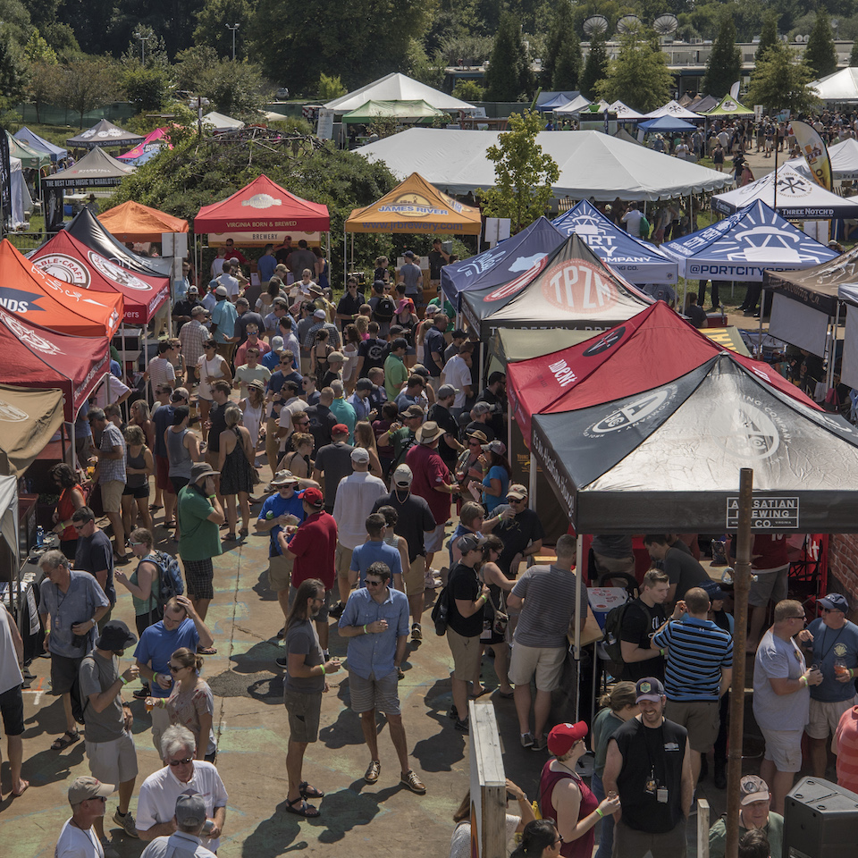 CASE STUDY: - Virginia Craft Brewers Fest