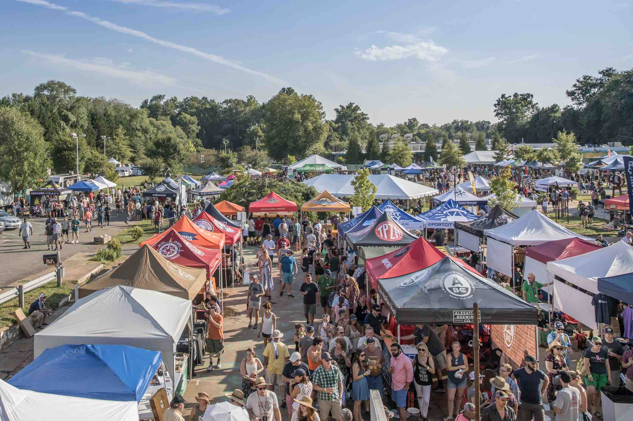 Case Study: Virginia Craft Brewers Fest - Charlottesville, Virginia