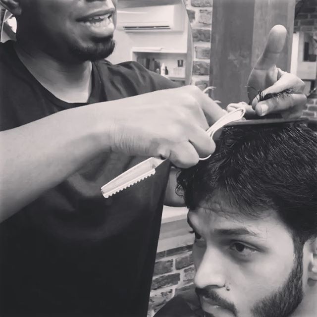 Razor cutting... would you like to learn more?