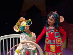 "Copy of ""Lilly's Purple Plastic Purse"" at First Stage Children's Theatre, 2007"
