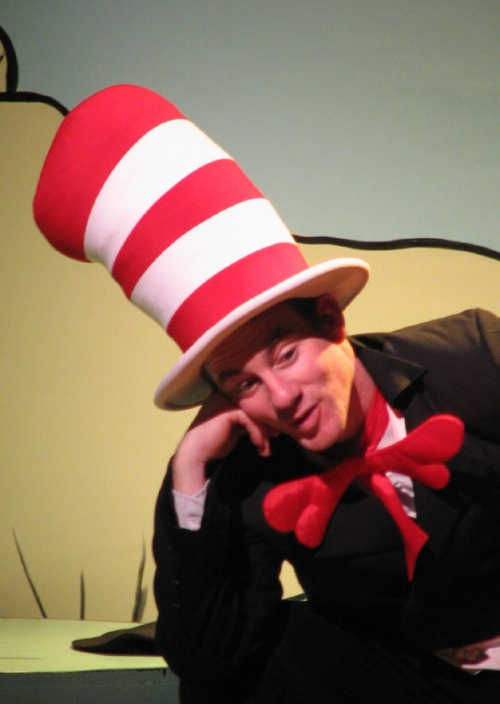 "Copy of ""Seussical"" at First Stage Children's Theatre, 2006"