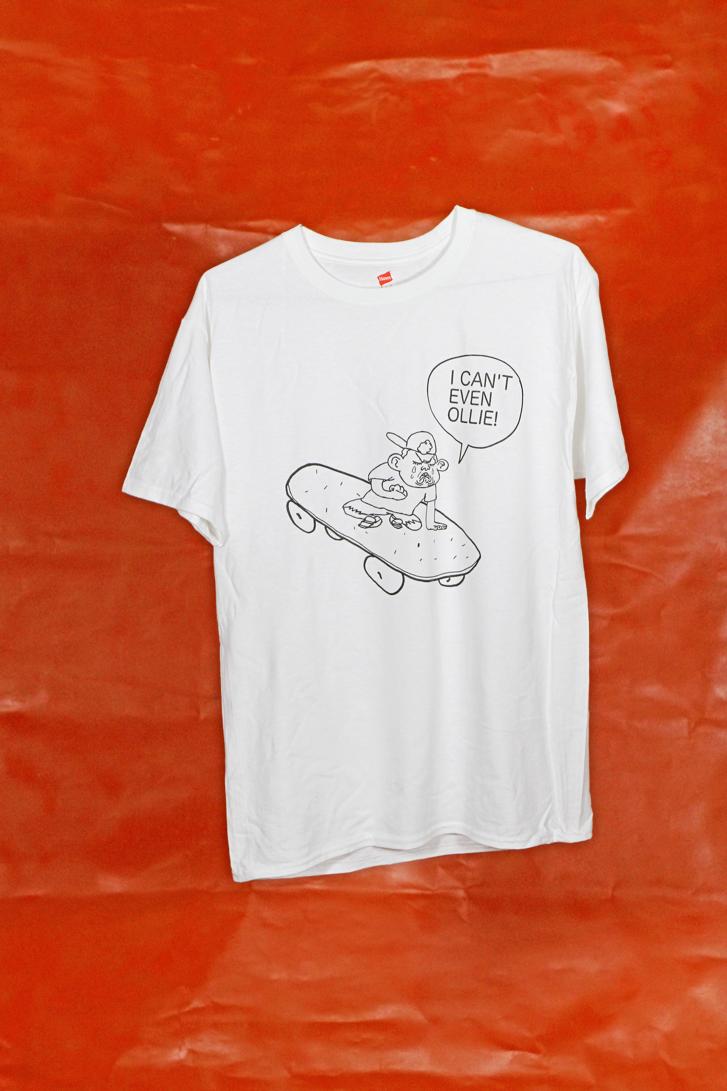 """I Can't Even Ollie"" Tee"