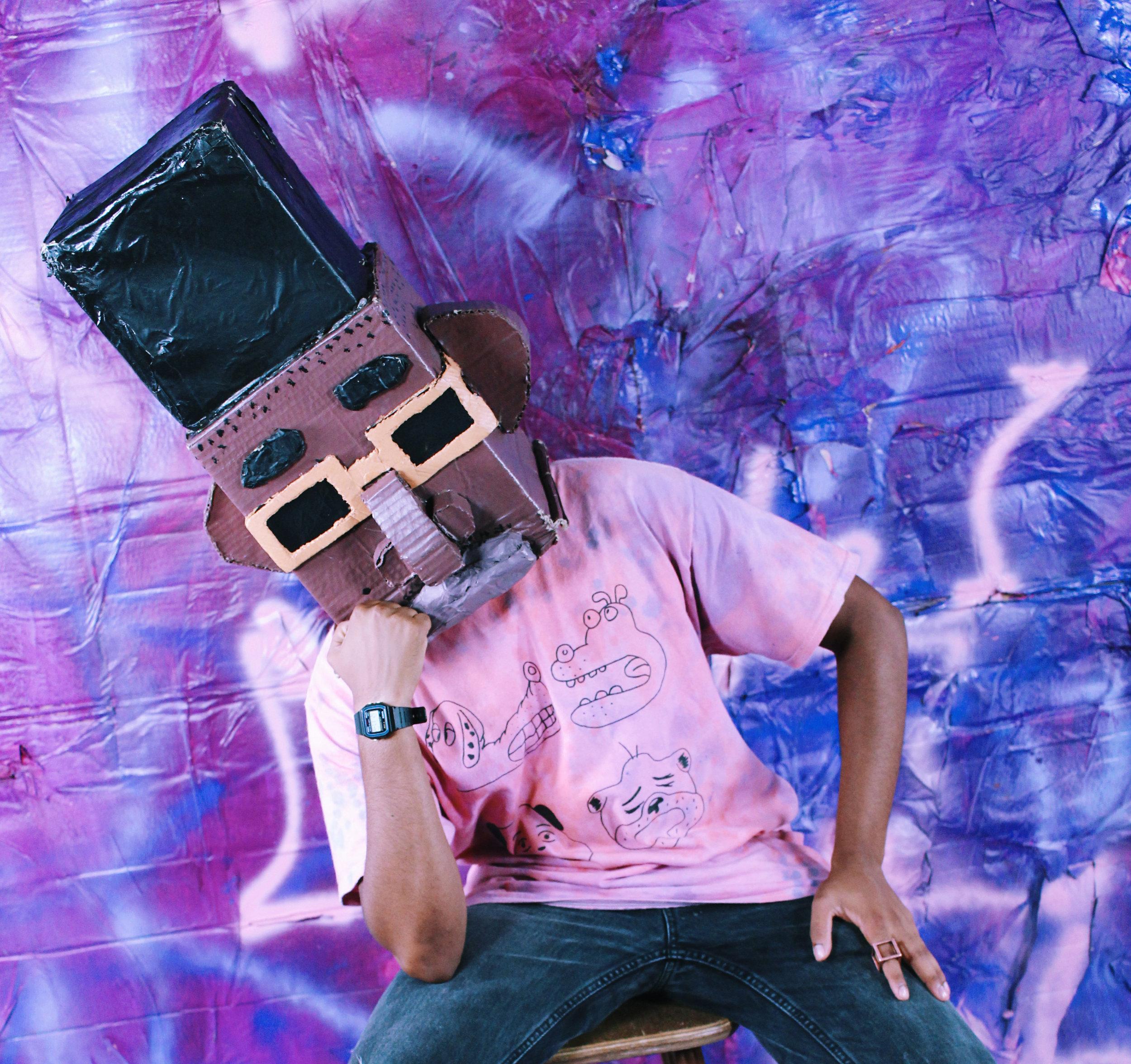 Dana Jones and His Thot Sculptures - Dana Jones is a sponsored artist and spokesperson for the Cool Kool Shirts shirt brand. Dana creates sculptures he calls