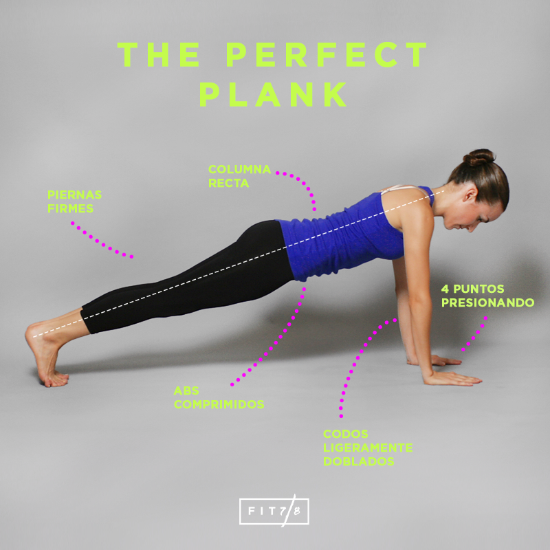 PERFECT PLANK FITNESS MEXICO WOMAN TRAMPOLINE