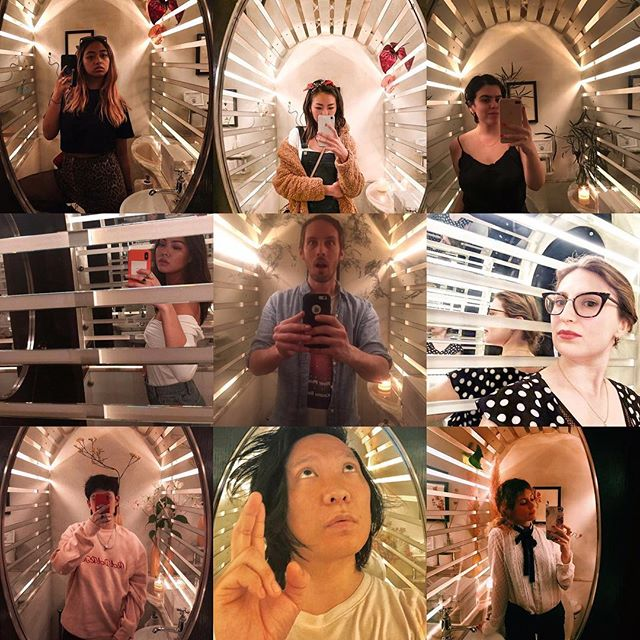 #bathroomselfie roundup and an early happy earth day to you all  Tag your bathroom selfies if you'd like to be honored with the prestigious bathroom roundup post - known around the world... and beyond.