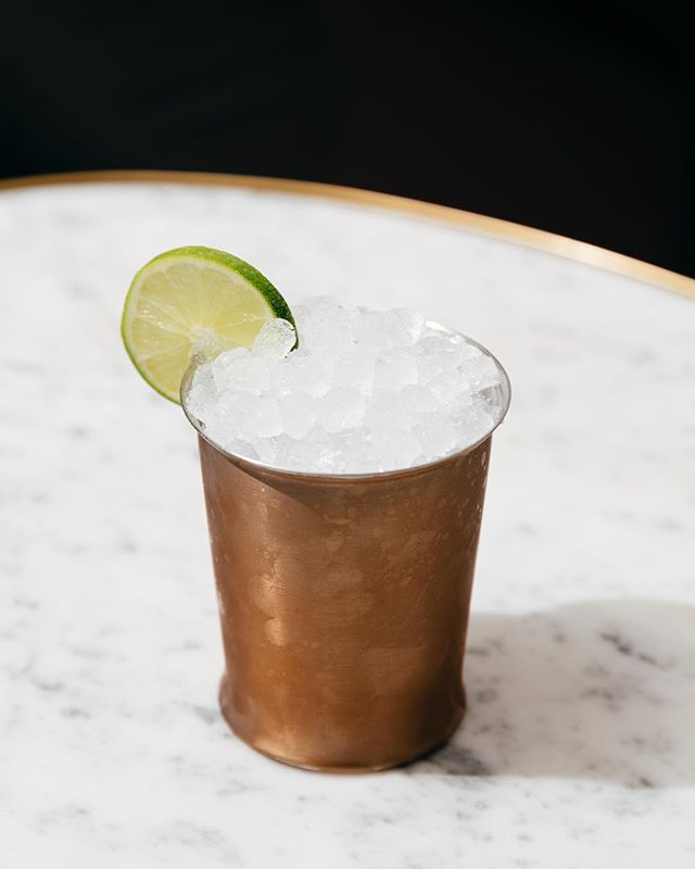 A Moscow mule kinda week  #cocktails #moscowmule #cocktailweather