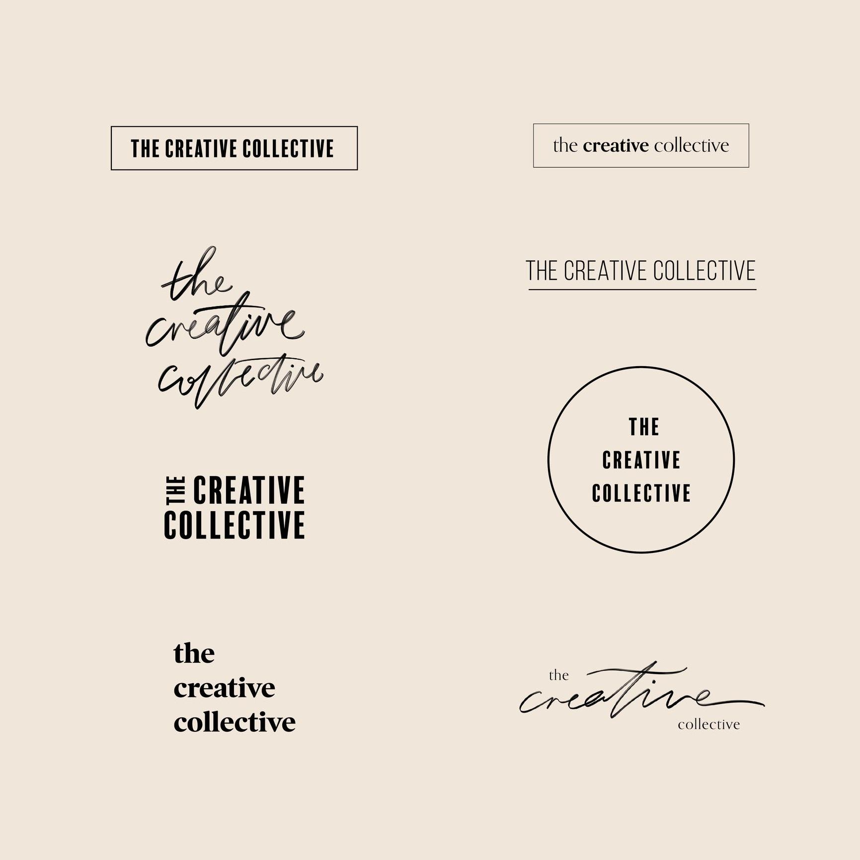 The Creative Collective / Logo Design