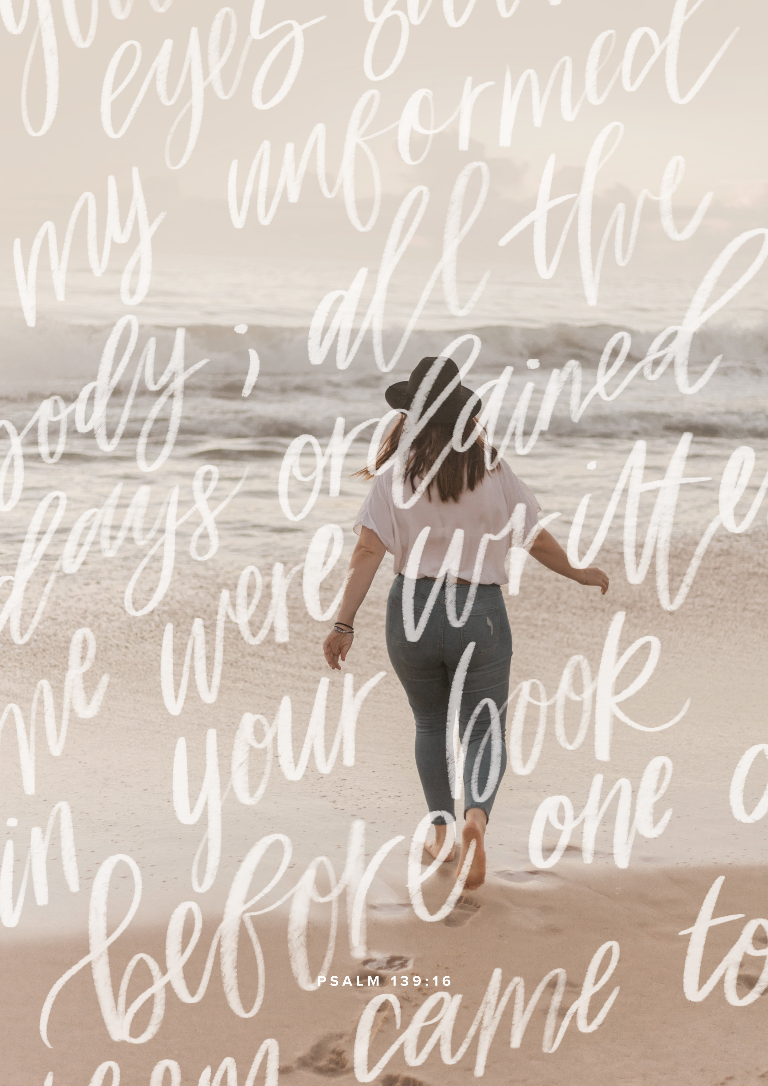 Hand Lettering | Rebecca Lee Creative