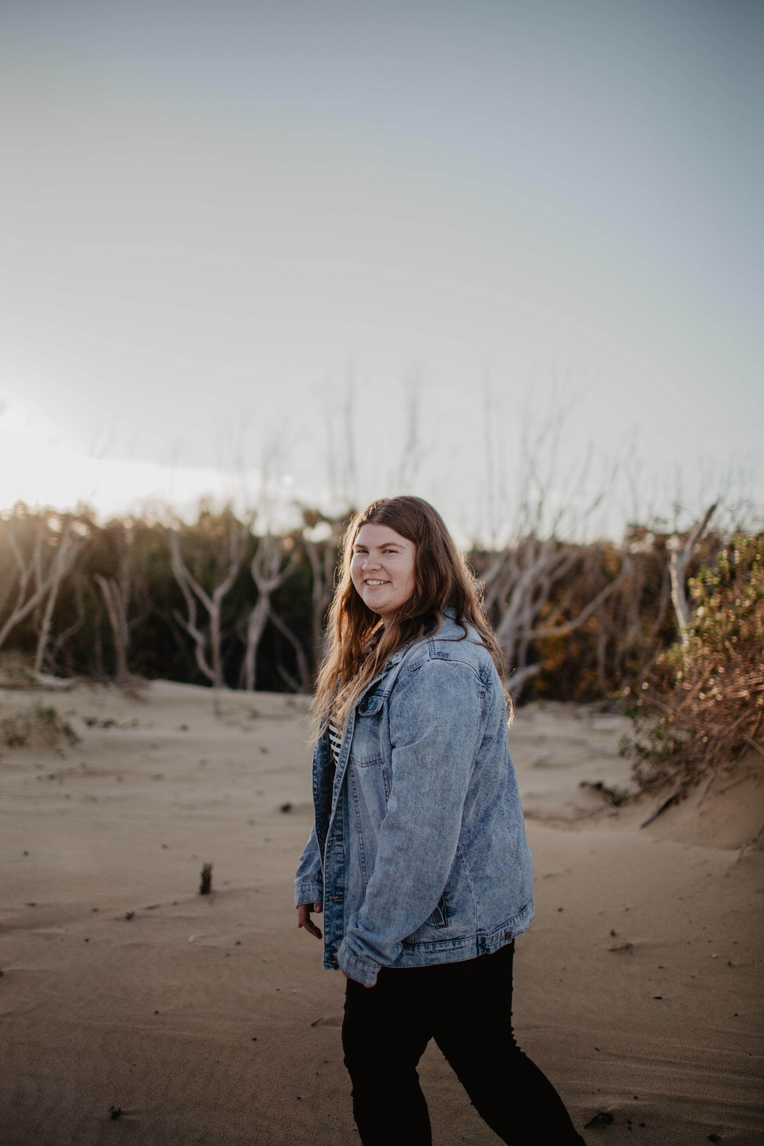 Sunset Portraits by RLC
