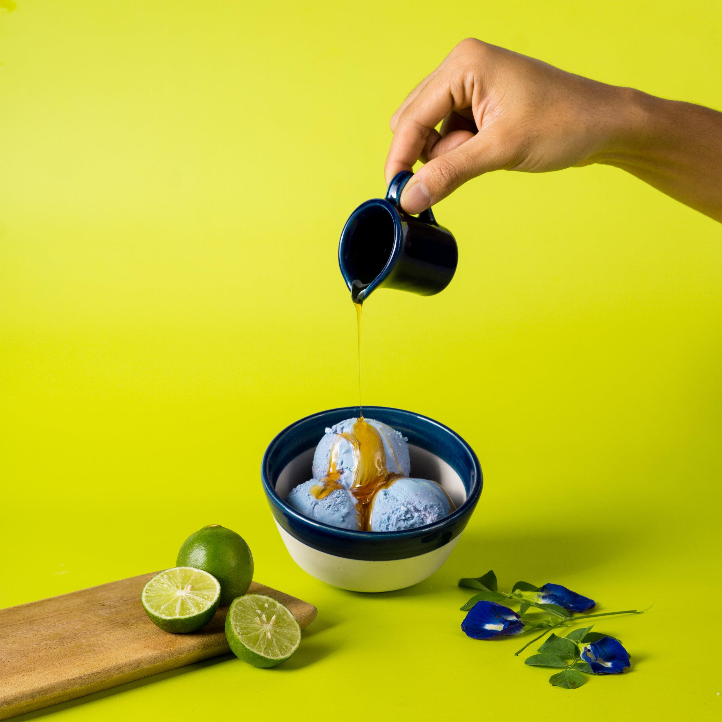 Blue Lime Honey
